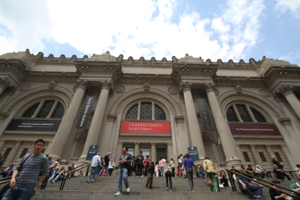 Amazing museum (The Metropolitan)